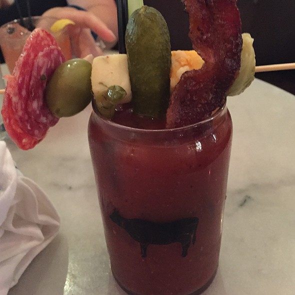 Bloody Mary - Meat & Potatoes, Pittsburgh, PA