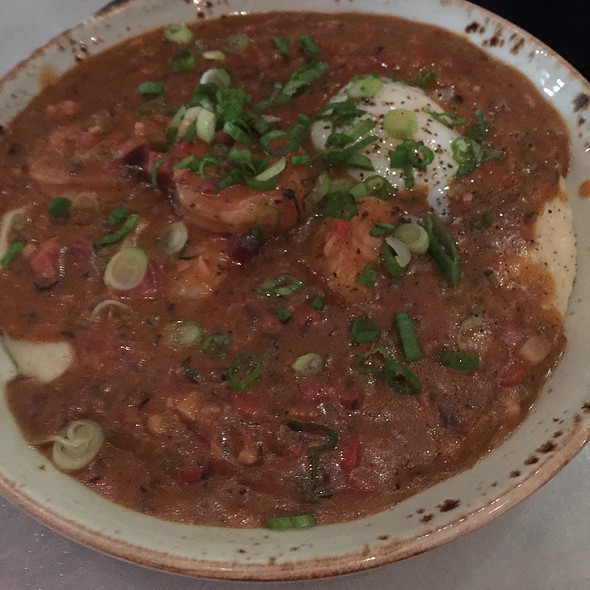 Shrimp and Grits - Meat & Potatoes, Pittsburgh, PA