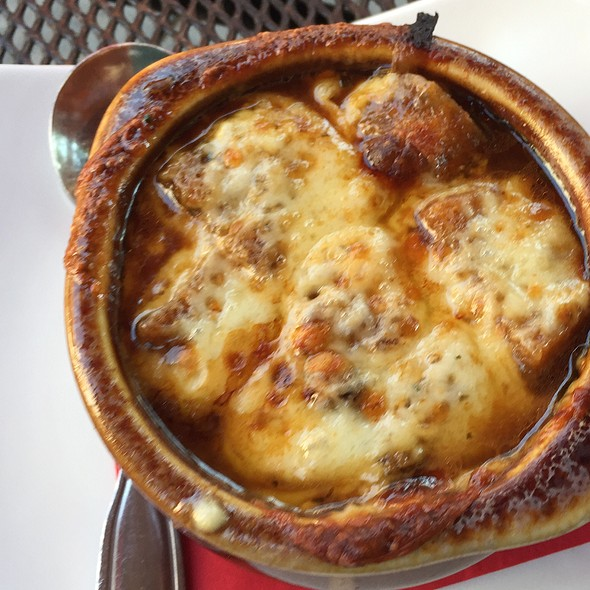 French Onion Soup - Abigail's Grille & Wine Bar, Simsbury, CT
