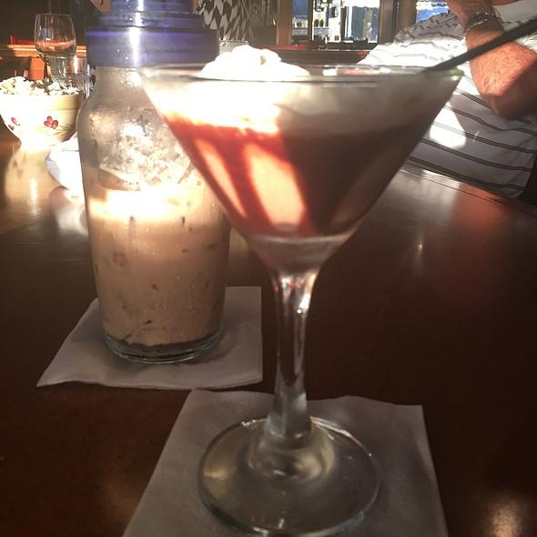 Chocolate Espresso Martini - Harbor Mist Restaurant, Cold Spring Harbor, NY