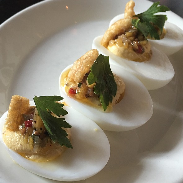 Deviled Eggs - 1300 on Fillmore, San Francisco, CA