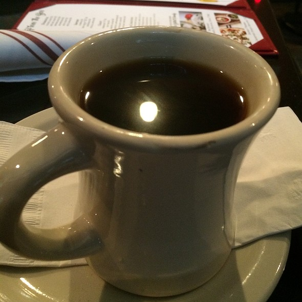Black Coffee - Table 7 Bistro, Houston, TX