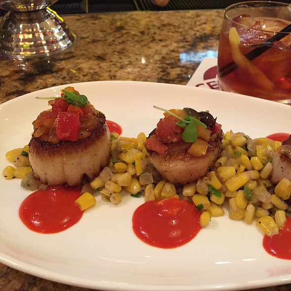 Scallops - Central Michel Richard, Washington, DC