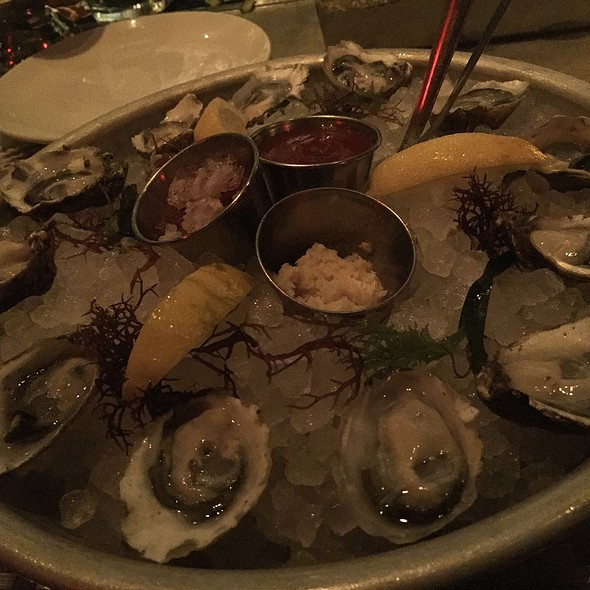 Kumomoto Oysters - Beauty & Essex- New York, New York, NY