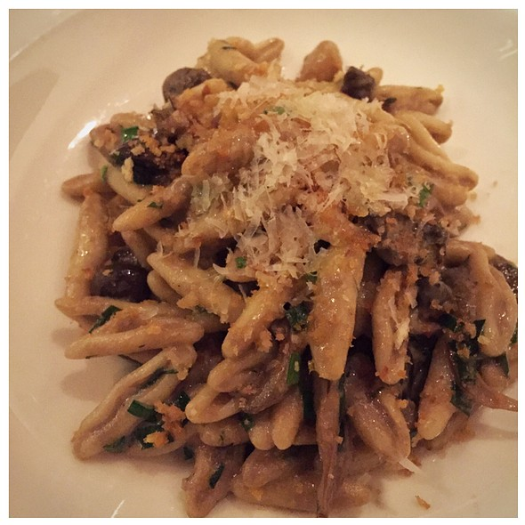 Cavatelli - DBGB NYC, New York, NY