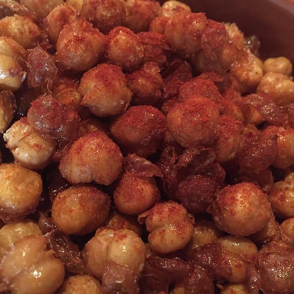 Fried Chickpeas - Tía Pol, New York, NY