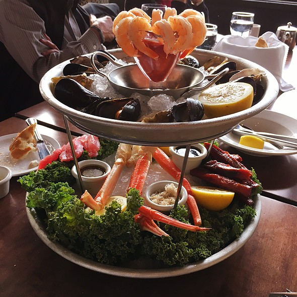 Chilled Seafood Tower - Boathouse - Port Moody, Port Moody, BC