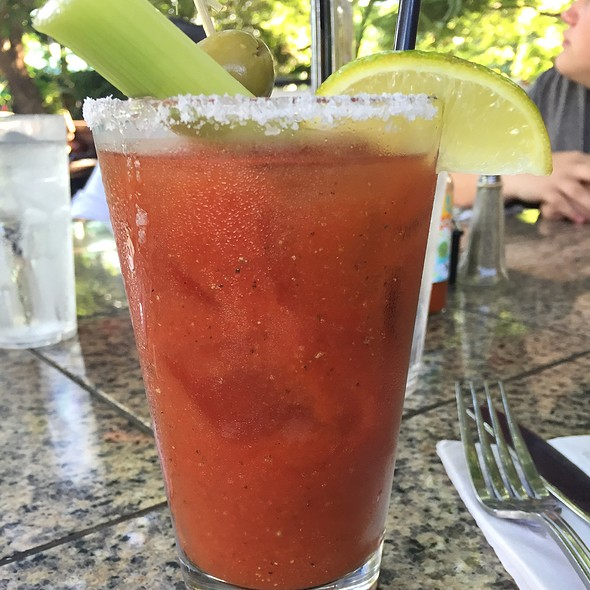 Bloodymary - Three's Bar & Grill, Kihei, HI