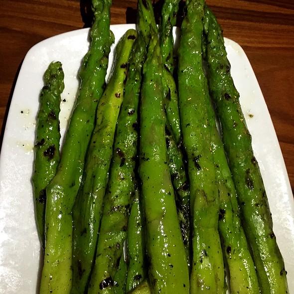 Grilled Asparagus - STK – Miami Beach, Miami, FL