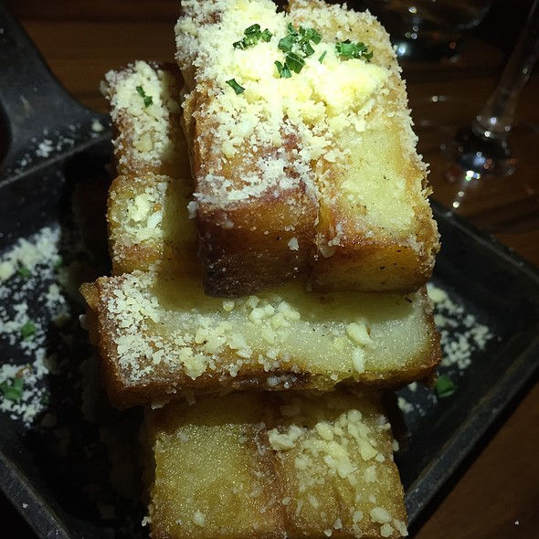 Parmesan Truffle Fries - STK – Miami Beach, Miami, FL
