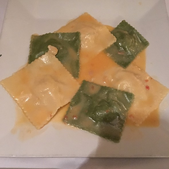 Raviolis With Crabmeat - Porcini - Philadelphia, Philadelphia, PA