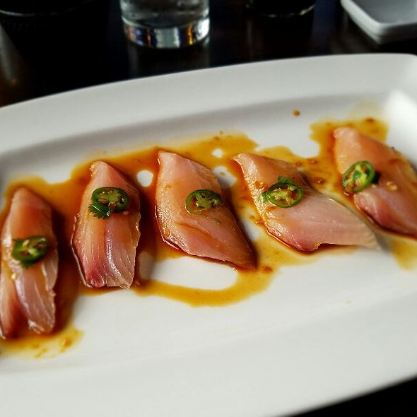Yellowtail Serrano - Blue Sushi Sake Grill, Denver, CO