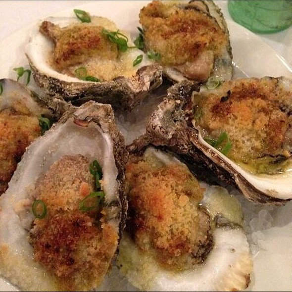 Charbroiled Oysters - Apolline, New Orleans, LA