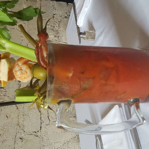Deluxe Bloody Mary - Apolline, New Orleans, LA