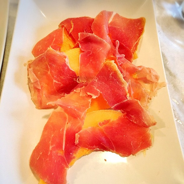 Prosciutto With Melon - Tout Va Bien, New York, NY