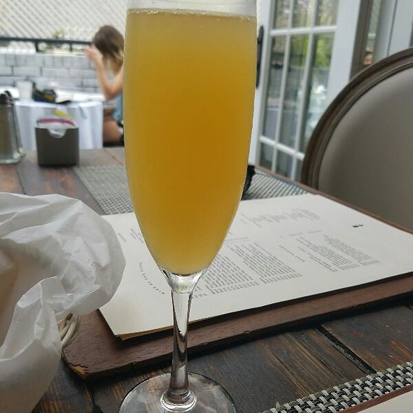 Mimosa - Poogan's Porch Restaurant, Charleston, SC