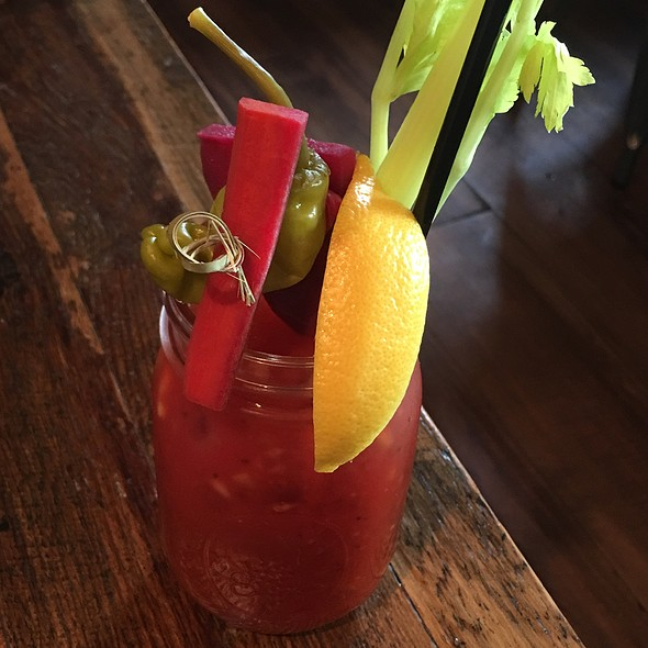 Bloody Mary - Kitchen Story, San Francisco, CA