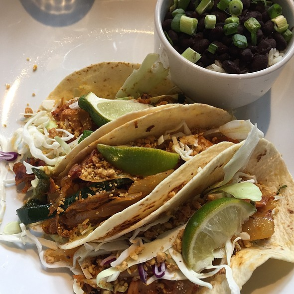 Chicken Soft Tacos - Paladar Latin Kitchen & Rum Bar, Cleveland, OH