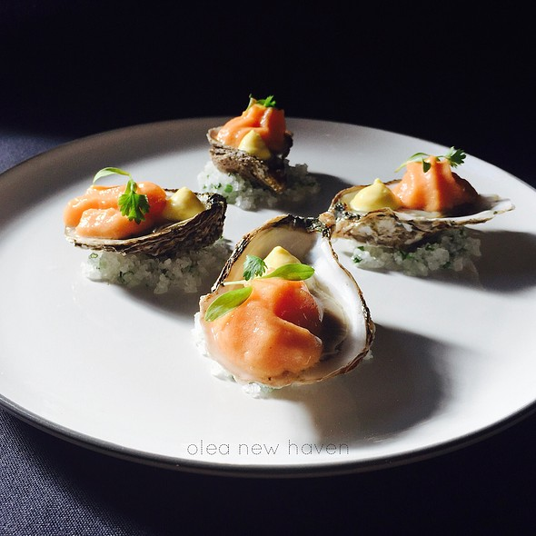 Oysters - olea - New Haven, New Haven, CT