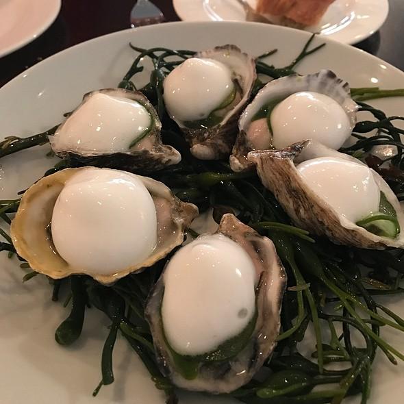 Oysters - Blackfish - Conshohocken, Conshohocken, PA