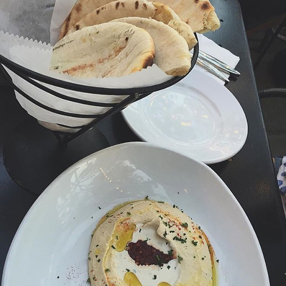 Creamy Hummus - Urban Eatery, Minneapolis, MN