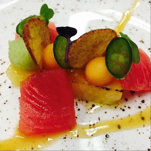 Tuna And Melon - Basil's, Minneapolis, MN