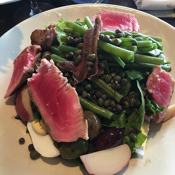 Niçoise salad - Ponty Bistro, New York, NY