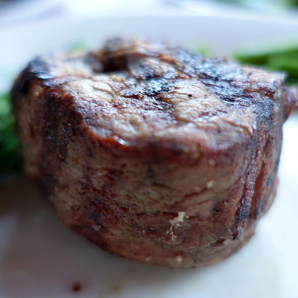 Filet Mignon - Tavern on Rush, Chicago, IL