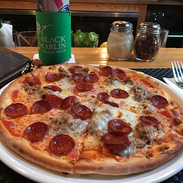 Pepperoni & Spicy Italian Sausage - Matchbox - Capitol Hill, Washington, DC
