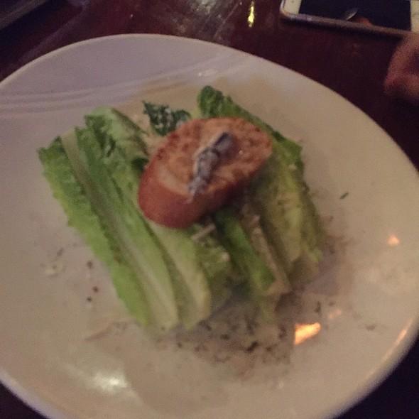 Caesar Salad - Roxy - Eldorado Resort Casino, Reno, NV
