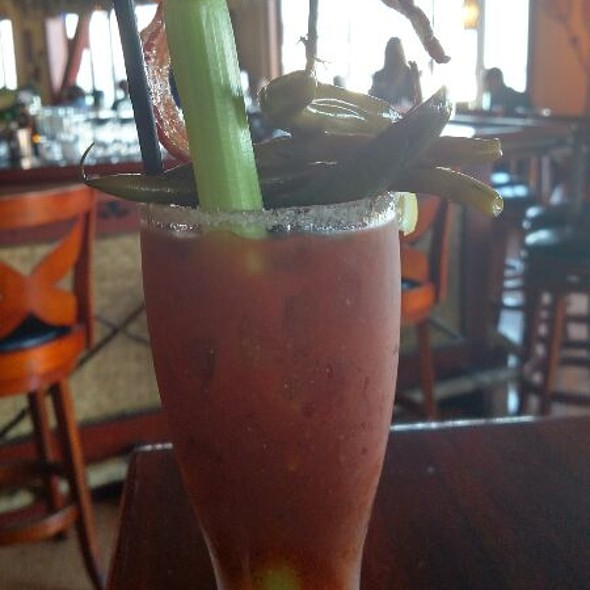 Bacon Bloodymary - Players Sports Grill & Arcade, San Francisco, CA