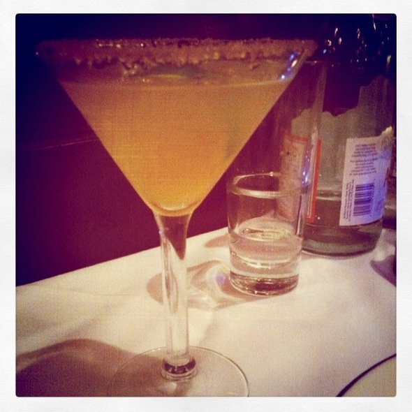 Martini - Max's Oyster Bar, West Hartford, CT