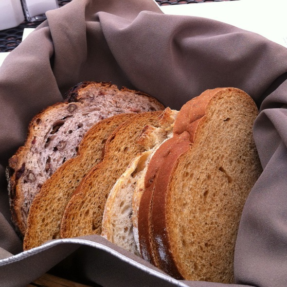Bread Basket - Henrietta's Table, Cambridge, MA