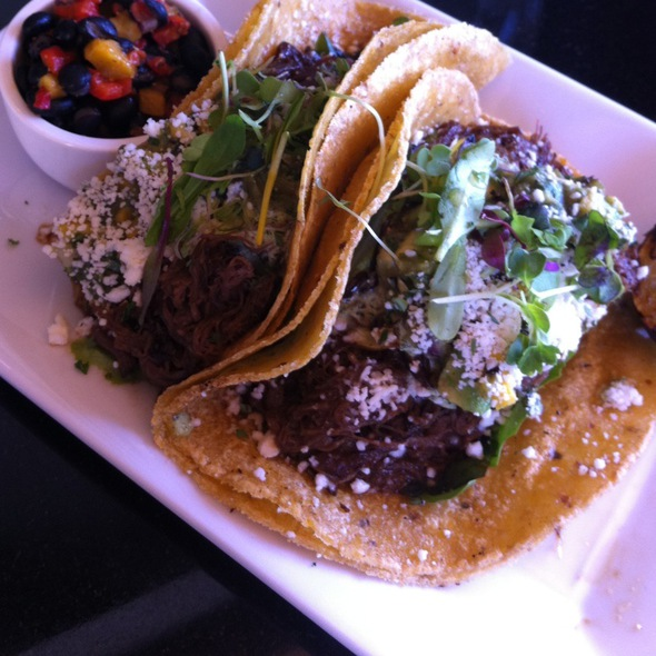 Braised Short Rib Tacos - The Herb Box - DC Ranch, Scottsdale, AZ