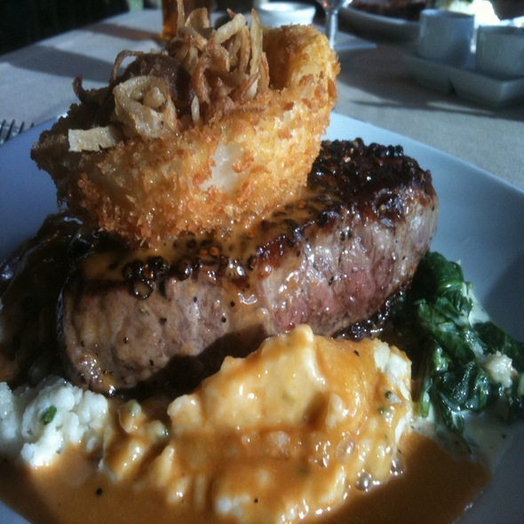 New York Steak - Lone Eagle Grille, Incline Village, NV