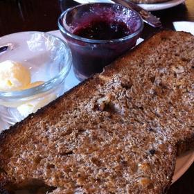 Walnut Bread - Pazzo Ristorante, Portland, OR
