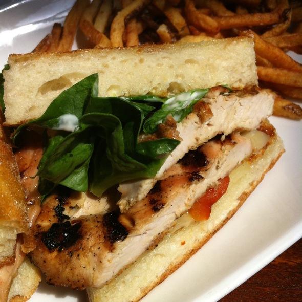 Grilled Chicken Sandwich - Bacio, Minnetonka, MN