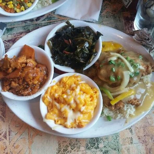 Carolina Kitchen Largo: Carolina Kitchen Menu
