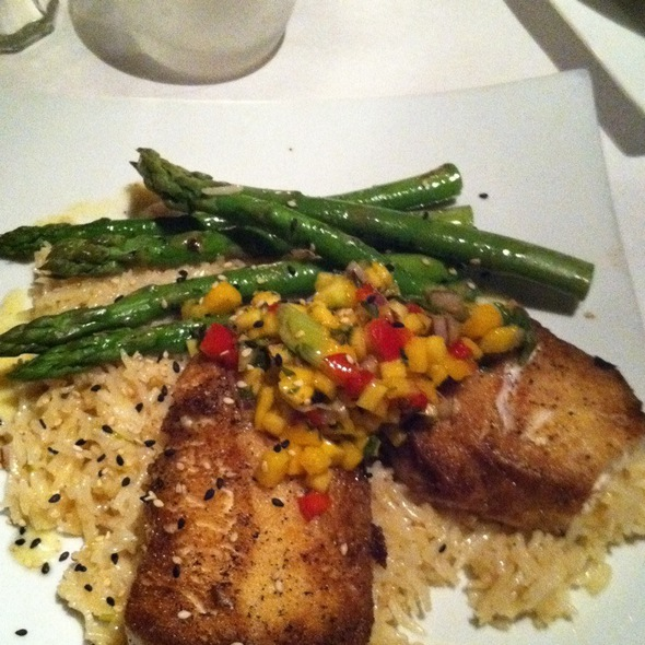 butterfish - Encore Restaurant - Steak, Seafood, Sushi, Buffalo, NY