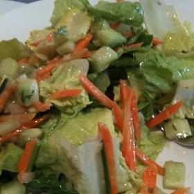 Field Greens Salad - The Capital Grille - Minneapolis, Minneapolis, MN