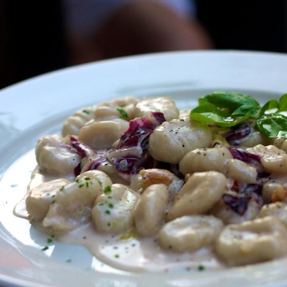 Gnocchi Alla Gorgonzola - Via Della Pace, New York, NY