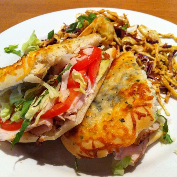 California Club Sandwich California Pizza Kitchen