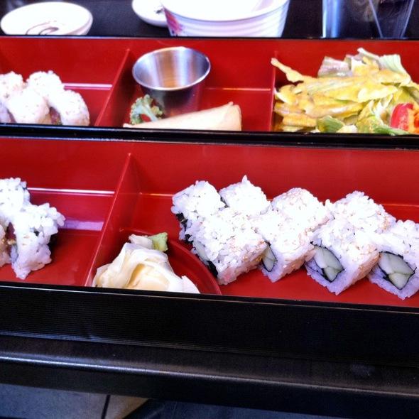 Maki Lunch - Gekko Sushi - Atlanta, Atlanta, GA