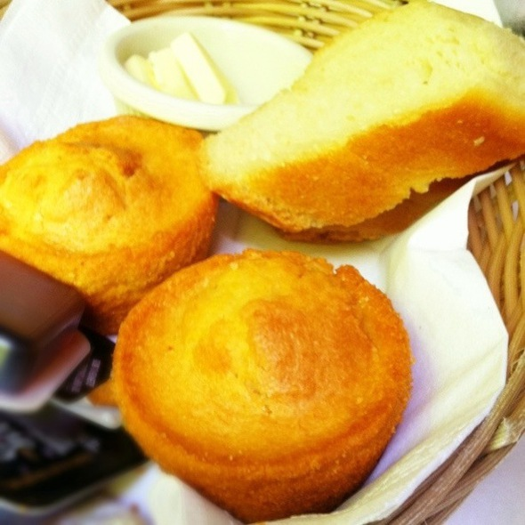 Cornbread - East of Eighth Restaurant, New York, NY
