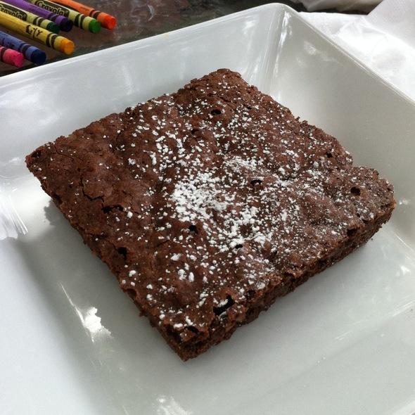 Brownie - Market Fresh Bistro, Makawao, HI