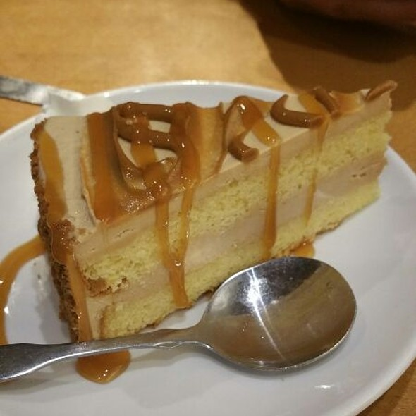 Reviews Olive Garden Cookie Butter Cake