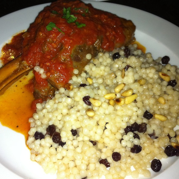 Lamb Shank - Bodrum Turkish Mediterranean, New York, NY
