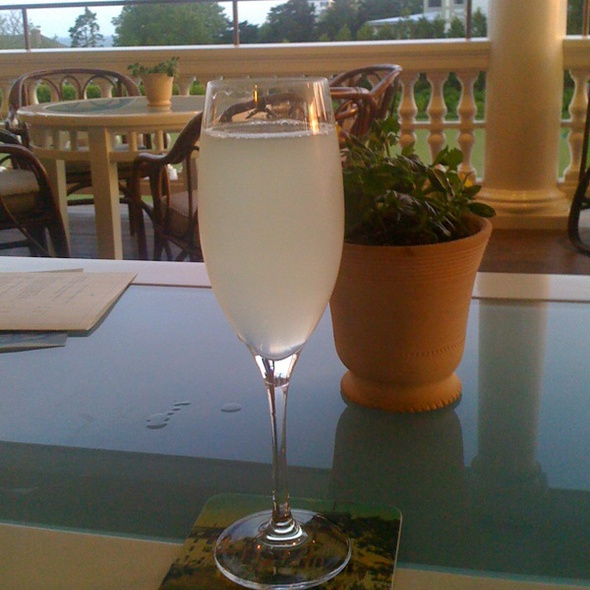 French 75 - COAST by Jennifer Backman at Ocean House, Westerly, RI