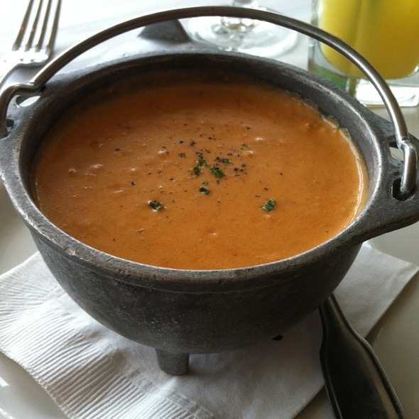 Lobster Bisque - Chart House Restaurant - Weehawken, Weehawken, NJ