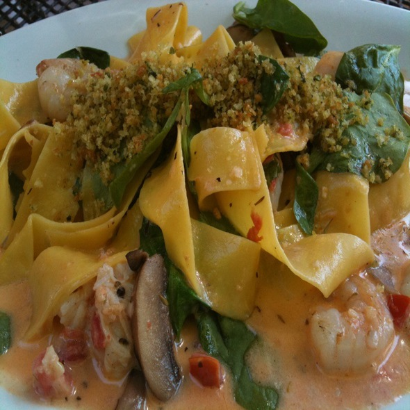 Lobster And Shrimp Parpardelle - IVY, Wheaton, IL